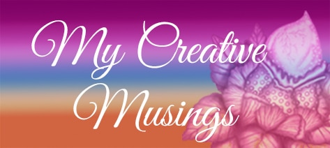 blog category button My Creative Musings. Click here